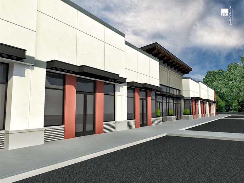 Cochran Industrial Condominiums