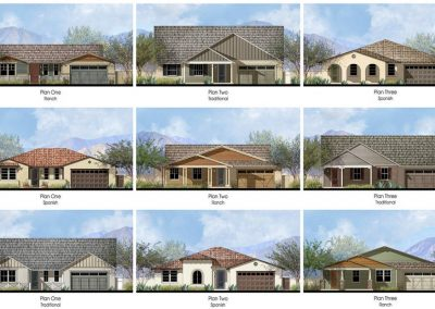 """Belwood Enclave"", a 48 lot subdivision"